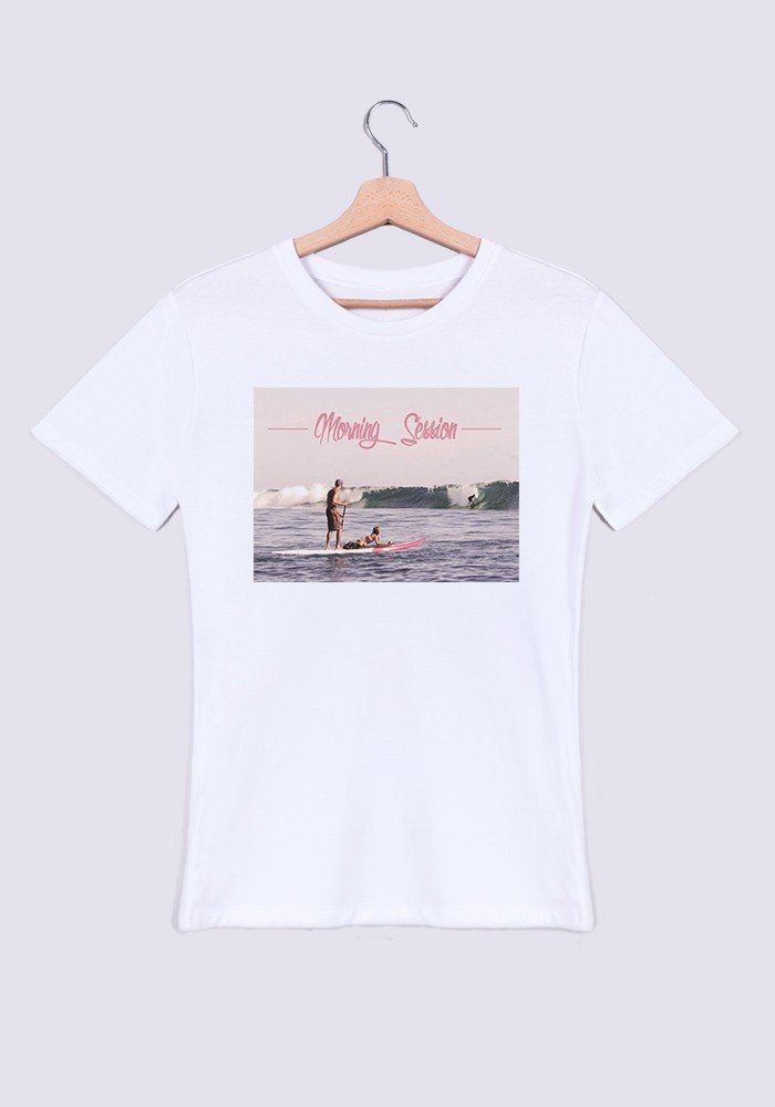Morning Session T-shirt Homme