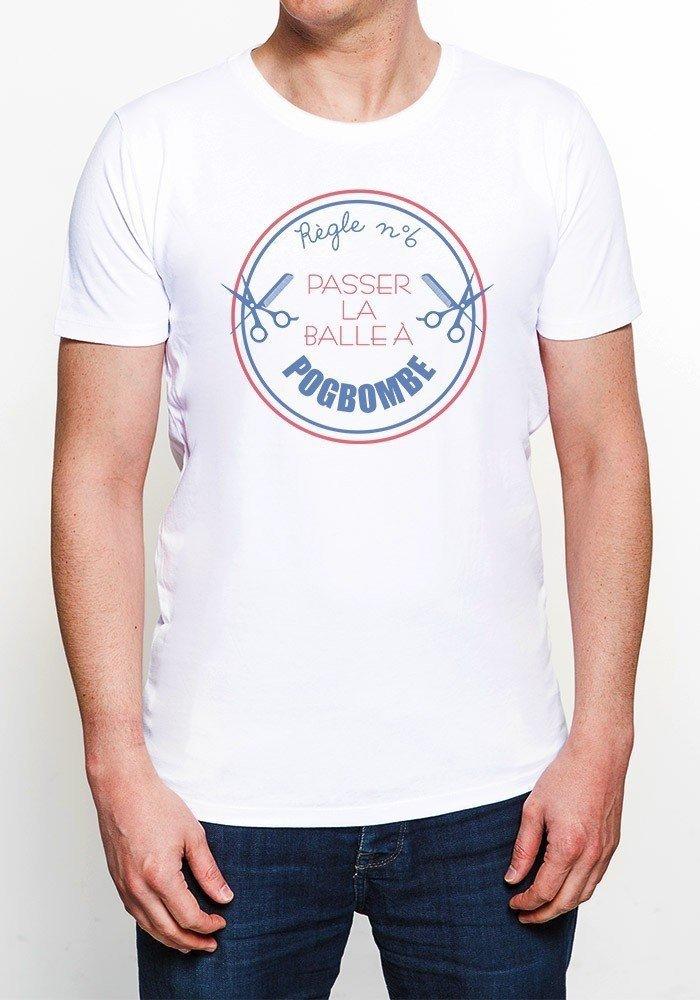 Règle 6 T-shirt Homme Col Rond