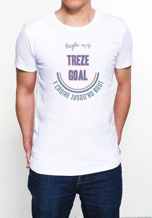 Règle 4 T-shirt Homme Col Rond