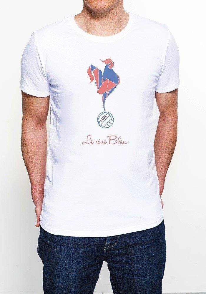 Coq foot T-shirt Homme