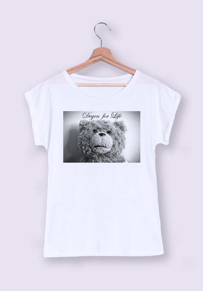 Tshirts Femme Ted Degen