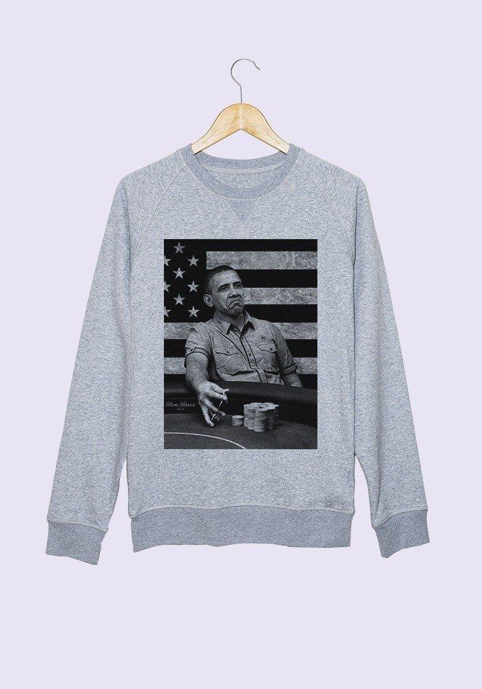 Sweat Obama
