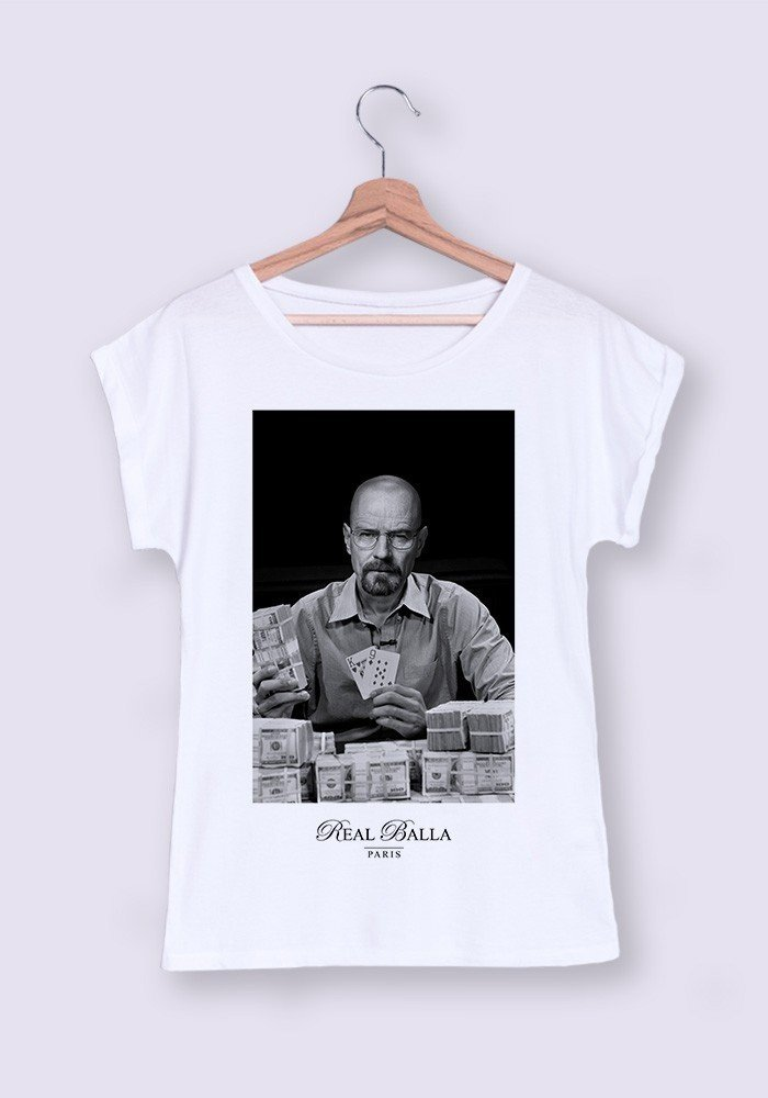 Tshirts Femme Heisenberg