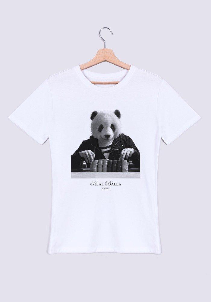 Tshirts Homme Gambling Panda