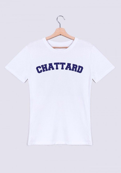 Chattard T-shirt Homme Col Rond