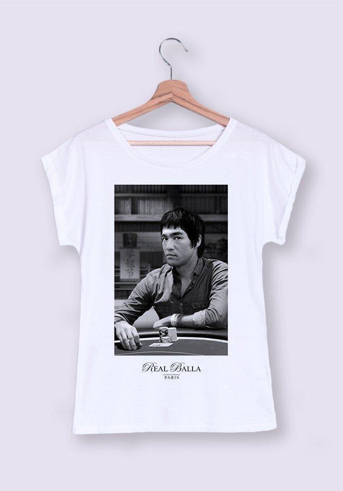 Tshirts Femme Bruce Lee