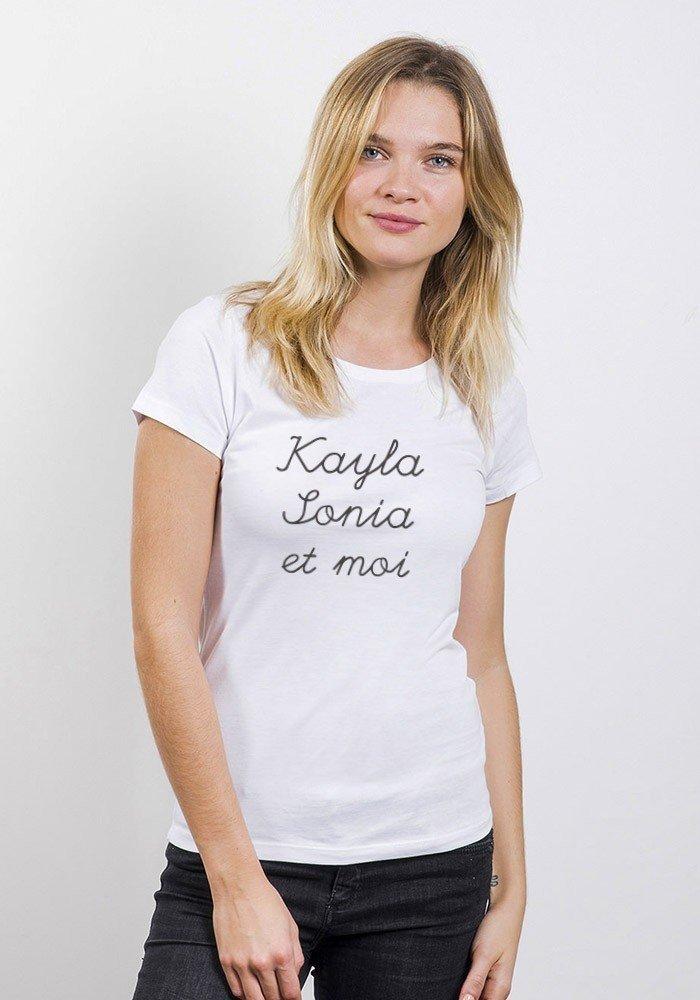 Tshirts Femme Kayla Sonia et Moi