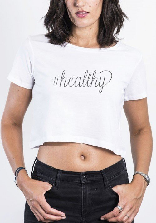 Crop Top Healthy