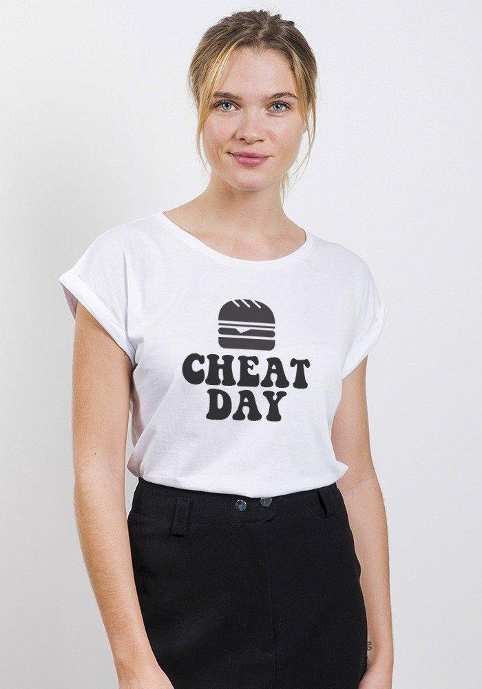 Tshirts Femme Cheat Day