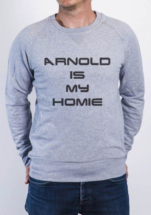 Arnold is My Homie - Sweat