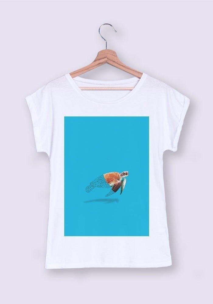 Tshirts Femme Tortue