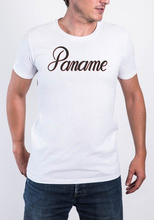 Paname T-shirt Homme Col Rond