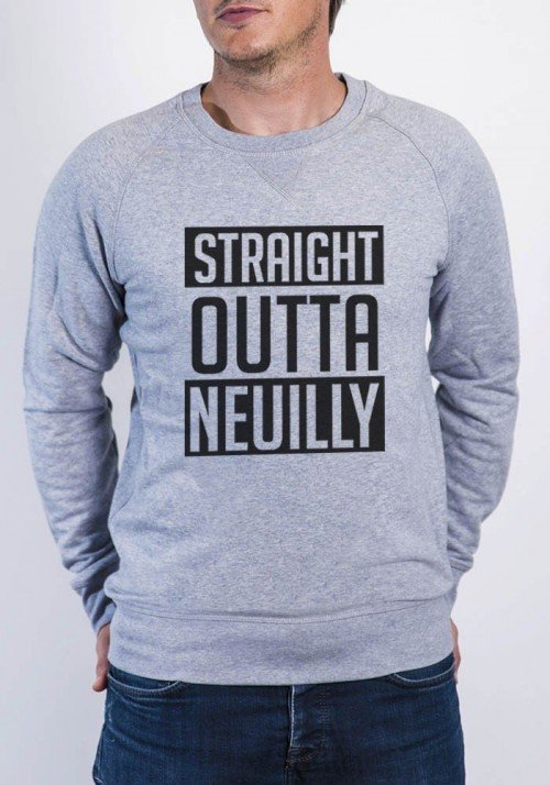 Straight Outta Neuilly - Sweat