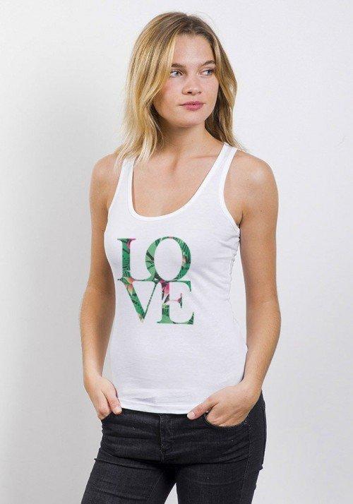 Love Débardeur Femme