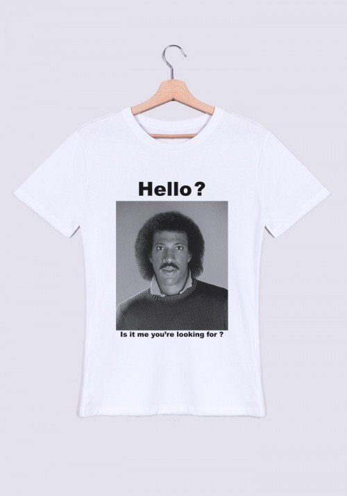Hello T-shirt Homme