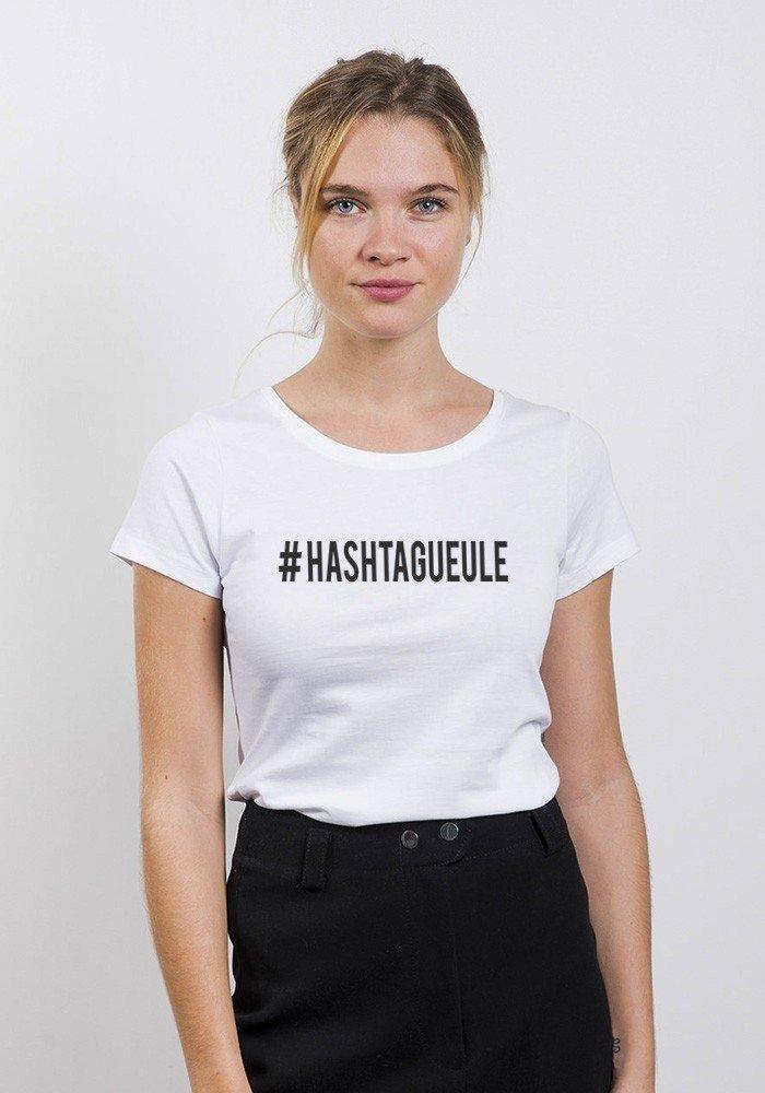 Tshirts Femme Hashtageule