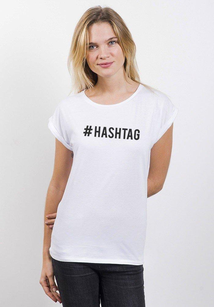 Tshirts Femme Hashtag