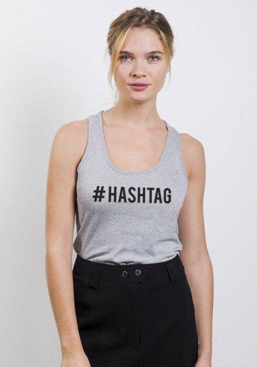 Hashtag Débardeur Femme