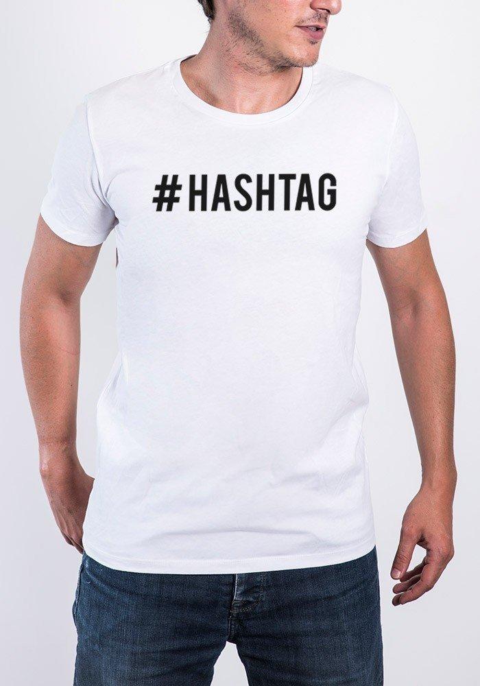 Tshirts Homme Hashtag