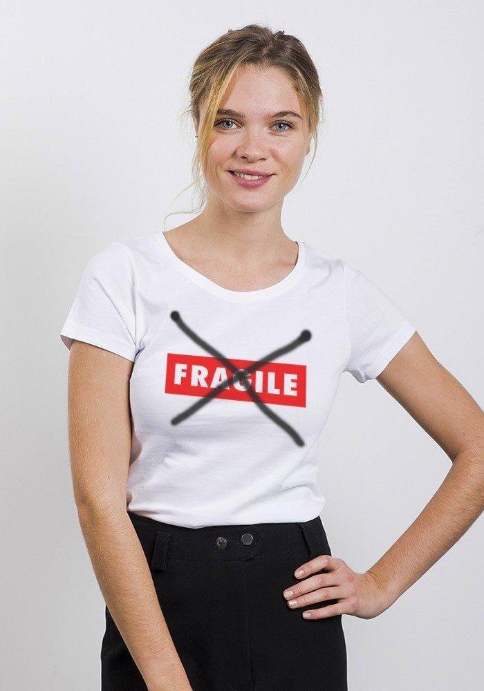 Tshirts Femme Fragile