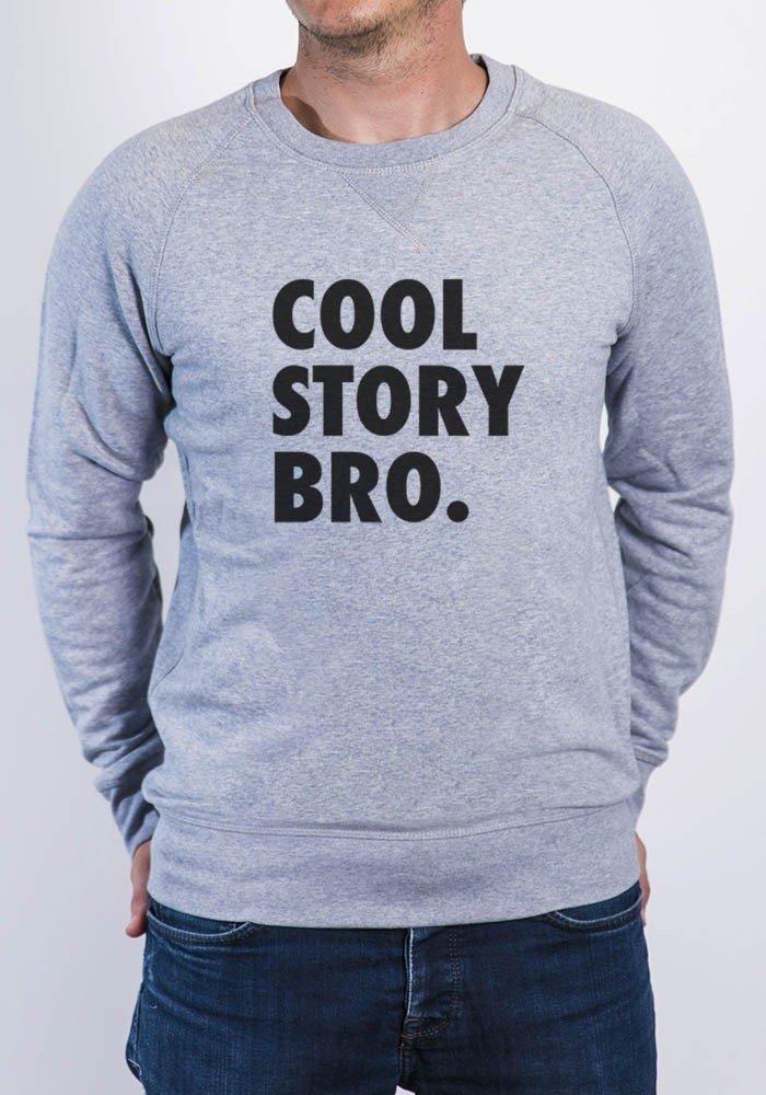 Sweat Cool Story Bro