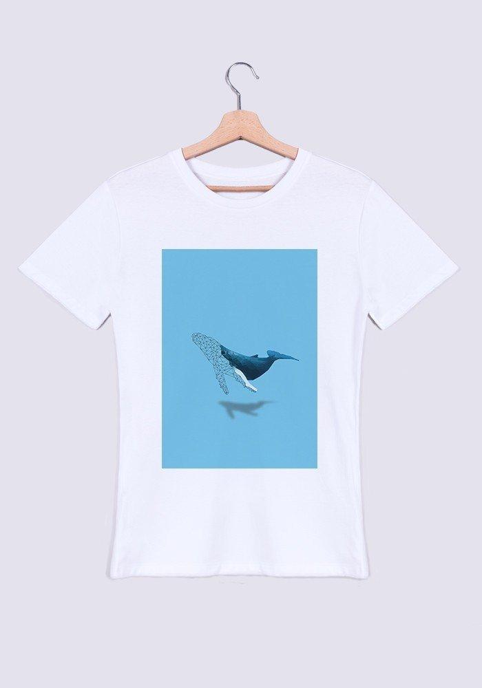 Tshirts Homme CR Baleine ManiOne