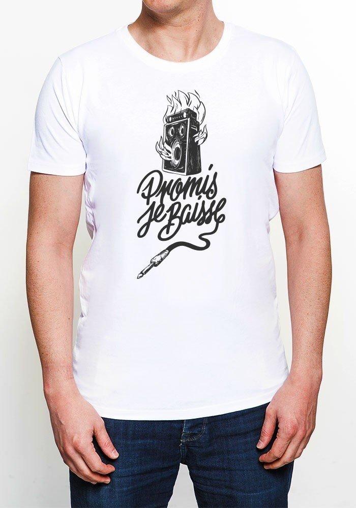 Promis je baisse T-shirt Homme