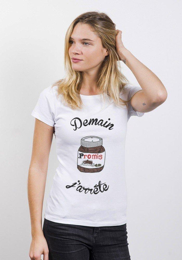 Nutella T-shirt Femme