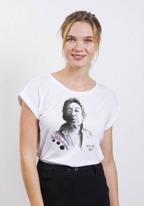 Gainsbourg T-shirt Femme Manches Retroussées