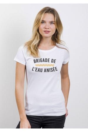 Brigade de l'eau Anisée - T-shirt Femme