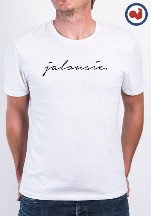 Jalousie T-shirt Made in France