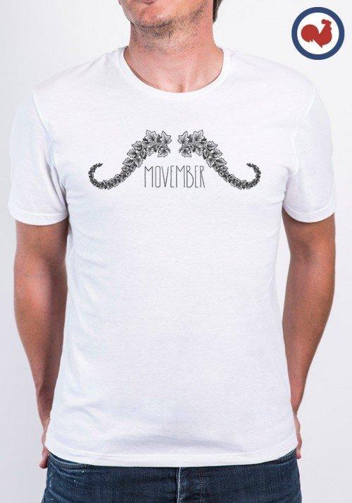 Tshirt MILF Movember