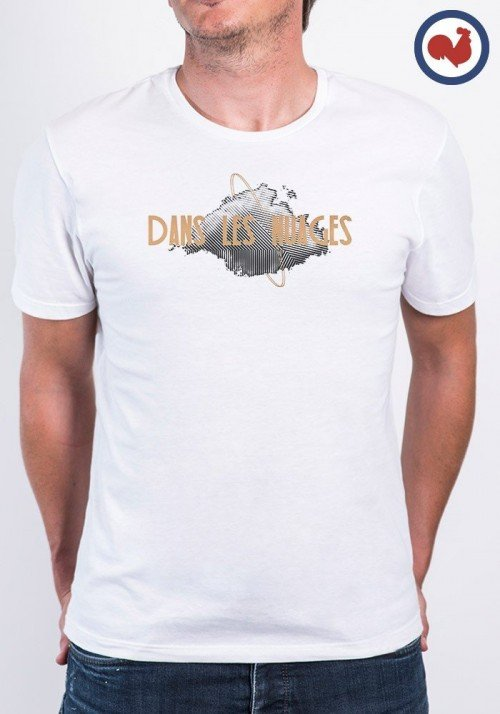 Dans les nuages T-shirt Made in France