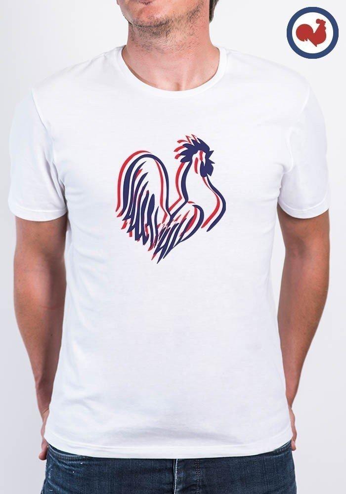 Coq Français T-shirt Made in France