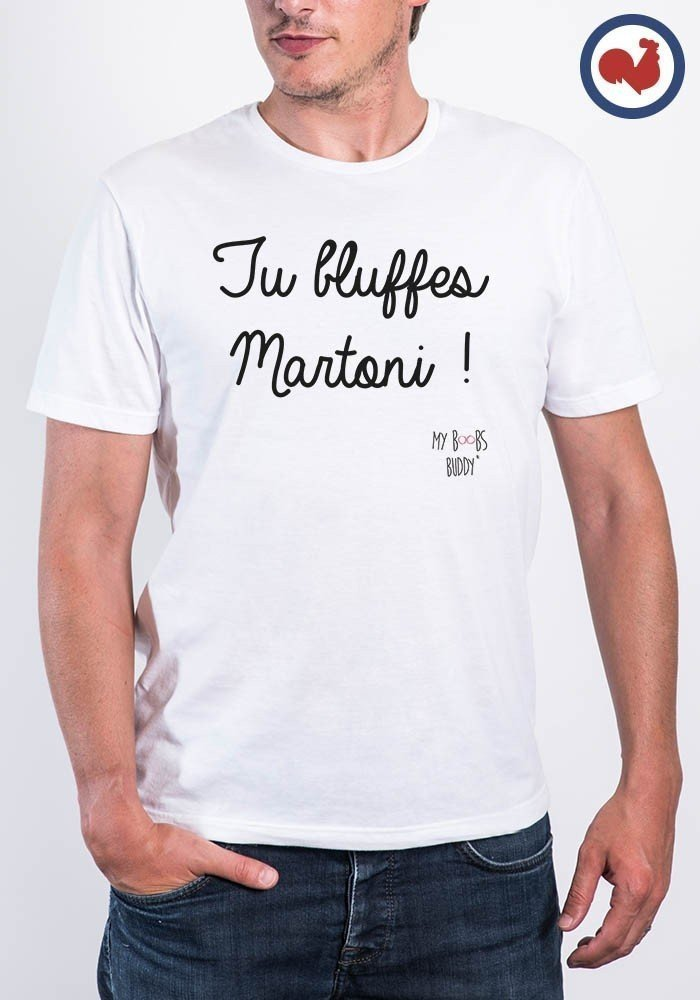 Tshirt Made in France Martoni