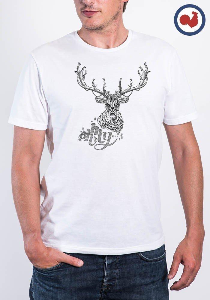 Tshirt MILF Oh My Deer
