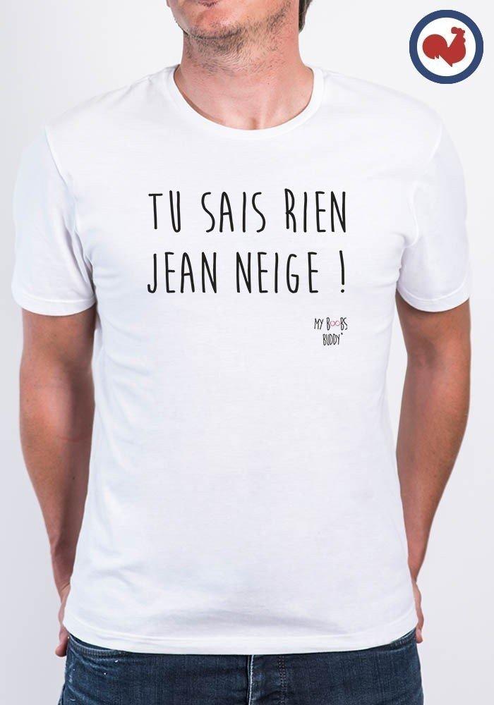 Tshirt MIF  Jean Neige