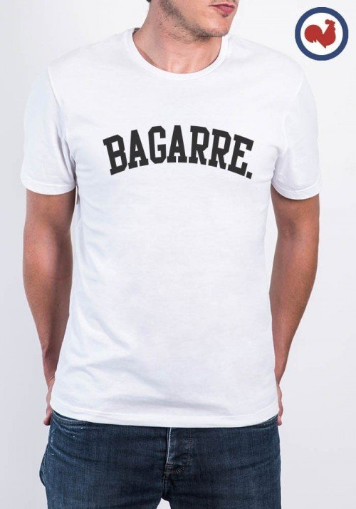 Bagarre T-shirt Made in France