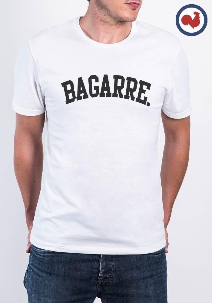 Tshirt MILF Homme Bagarre