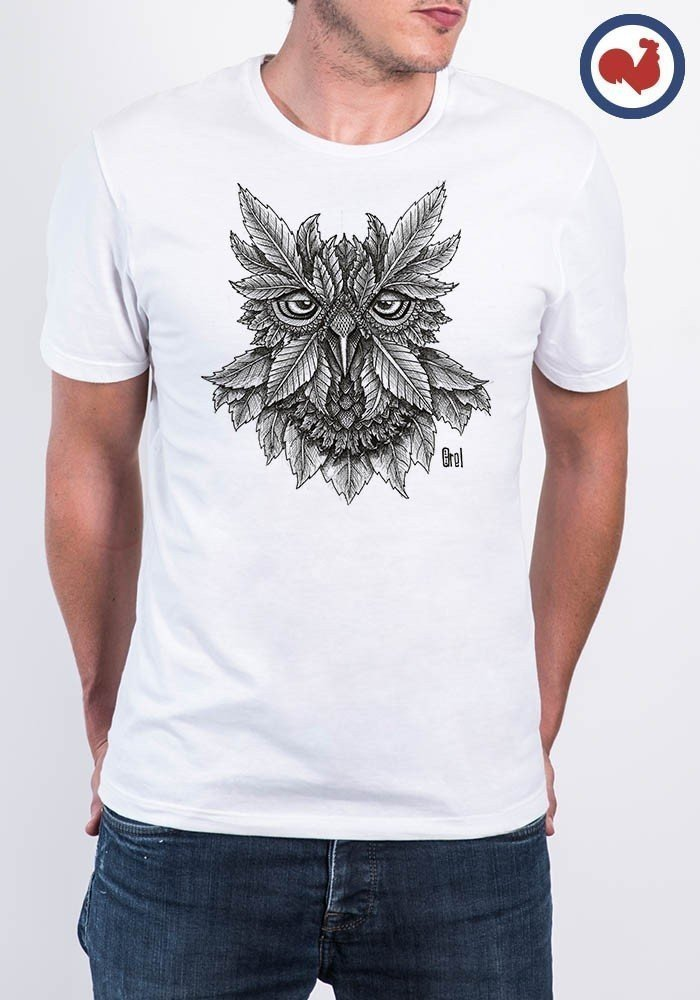 Tshirt MIF Owly Ink Ink