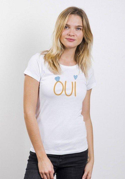 Oui T-shirt Femme - Oh Oui