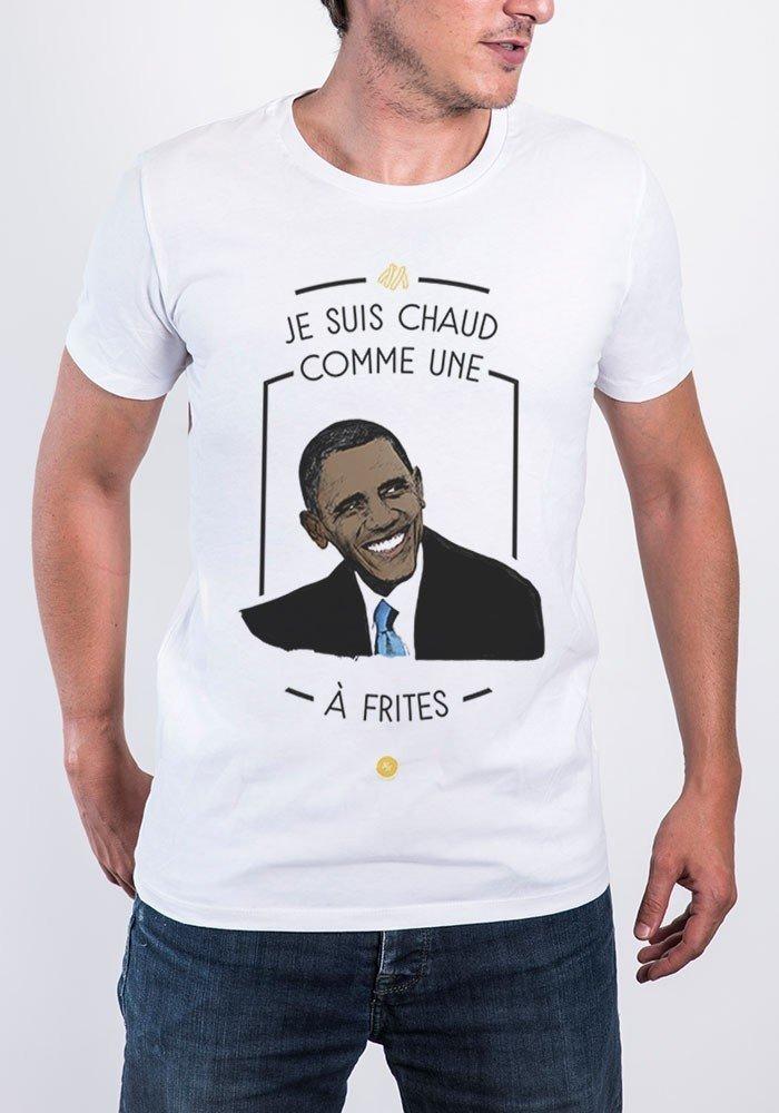 Le Jane et Serge T-shirt Homme Col Rond