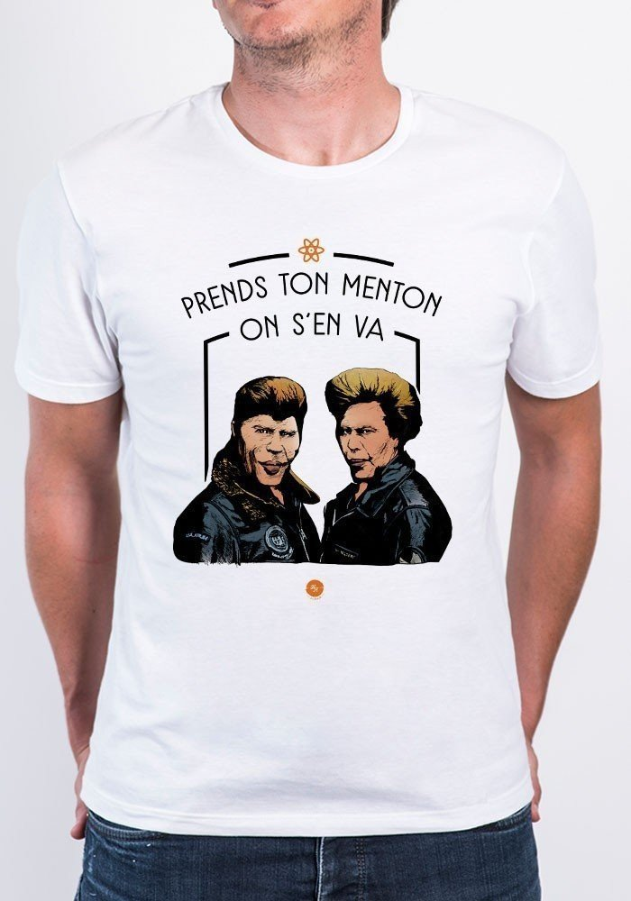 Bogdanov T-shirt Made in France
