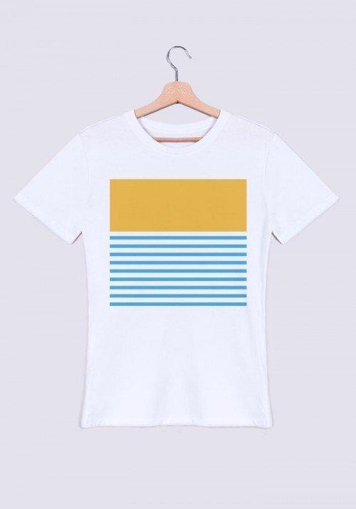 coucher de soleil  Tee-shirt Homme
