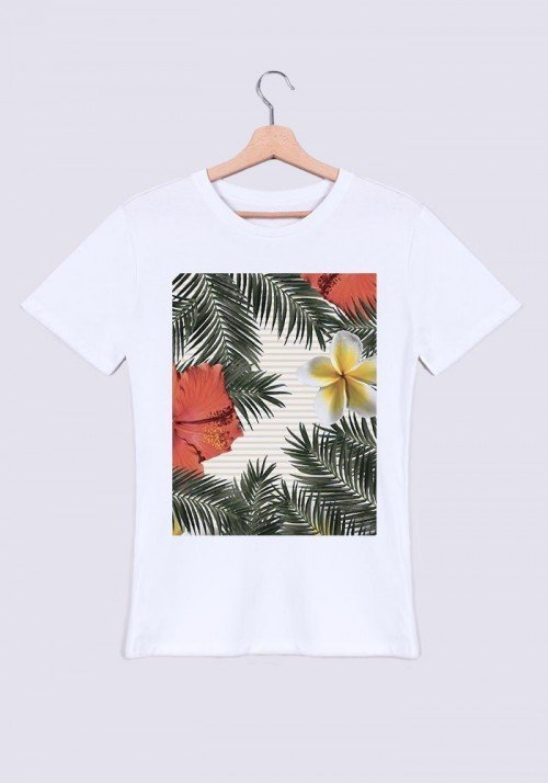 crasy tropique  Tee-shirt Homme