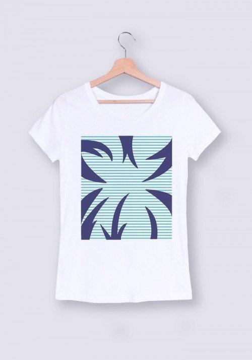 Ombres sur mer - T-shirt Femme