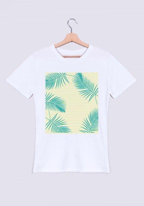 Plage et palmes - T-shirt Homme