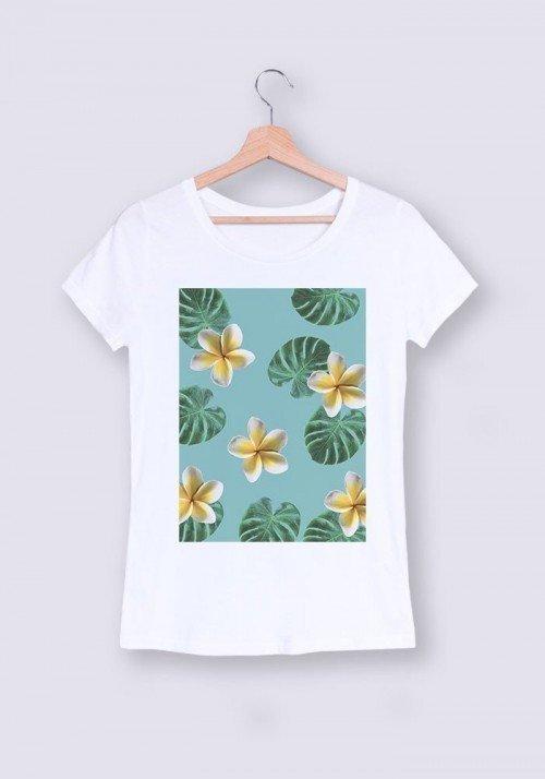 Valse tropicale - T-shirt Femme