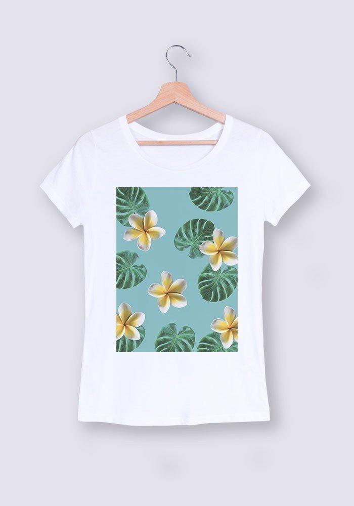 Océan - Tshirt Col rond Femme