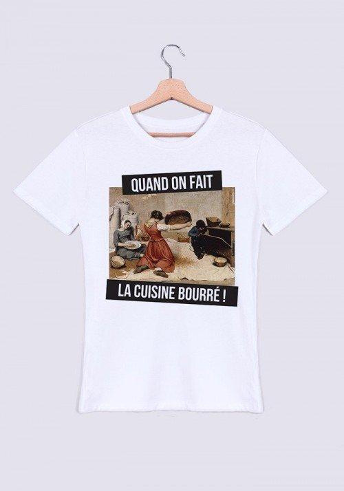 Cuisine bourré - T-shirt Homme